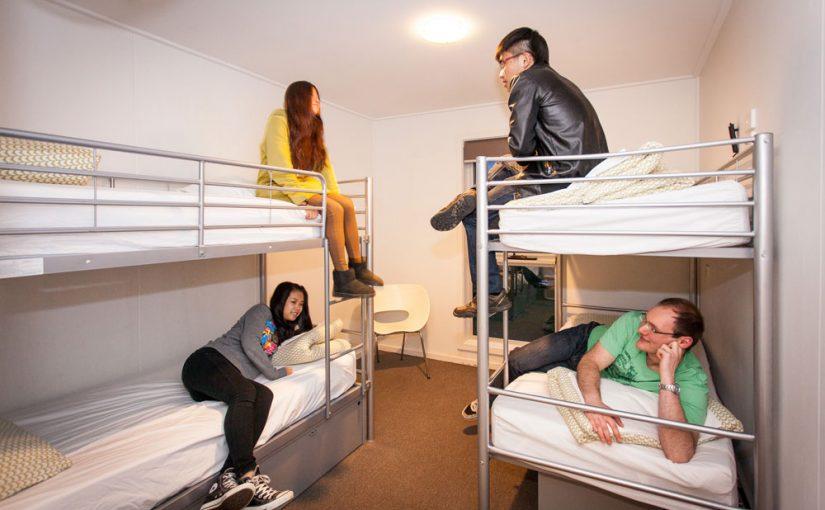 6 Bed Suite