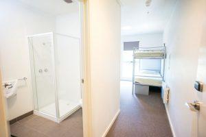 Quad Room, Bathroom